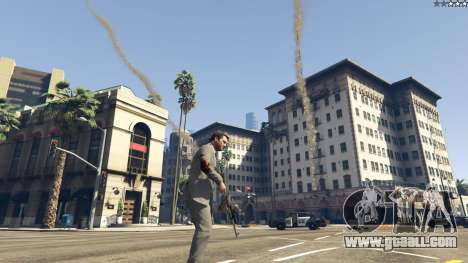 Air Strike 0.1 for GTA 5