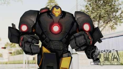 Marvel Future Fight - Hulk Buster Heavy Duty v1 for GTA San Andreas