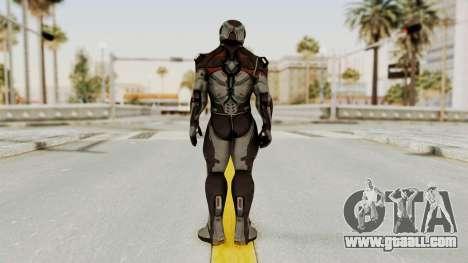 Iron Man 3: The Game - Ezekiel Stane for GTA San Andreas third screenshot
