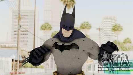 Batman Arkham City - Batman v2 for GTA San Andreas