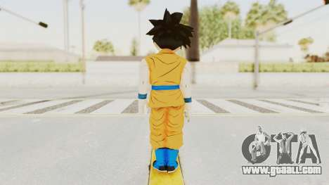 Dragon Ball Xenoverse Gohan Teen DBS SJ v2 for GTA San Andreas third screenshot