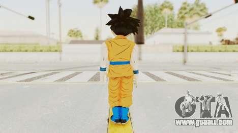 Dragon Ball Xenoverse Gohan Teen DBS SJ v2 for GTA San Andreas third screenshot