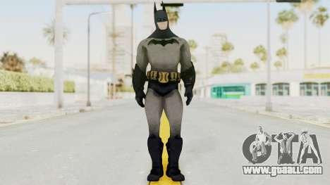 Batman Arkham City - Batman v2 for GTA San Andreas second screenshot