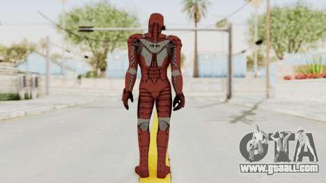 Marvel Heroes - Iron Man (Mk5) for GTA San Andreas third screenshot