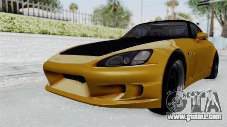 Honda S2000 S2K-AP1 for GTA San Andreas