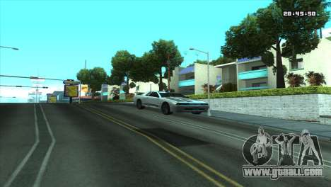 ENB Double FPS & for LowPC for GTA San Andreas forth screenshot