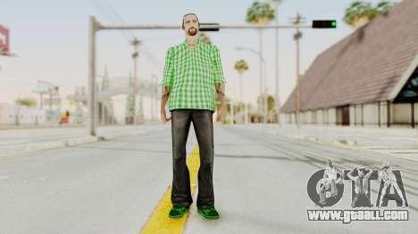 Psycho Brother 1 for GTA San Andreas second screenshot