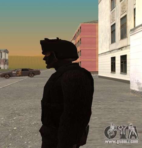 FSB alpha v1 for GTA San Andreas third screenshot