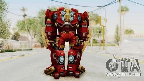 Marvel Future Fight - Hulk Buster Classic for GTA San Andreas third screenshot