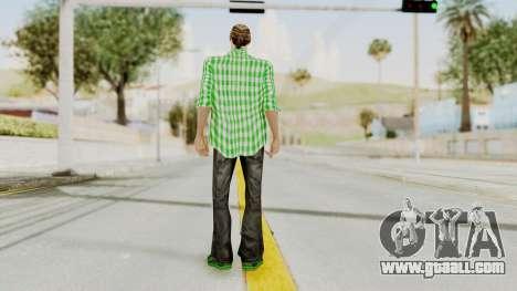 Psycho Brother 1 for GTA San Andreas third screenshot