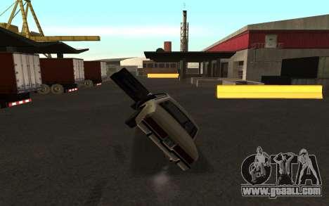 Flip machine for GTA San Andreas second screenshot