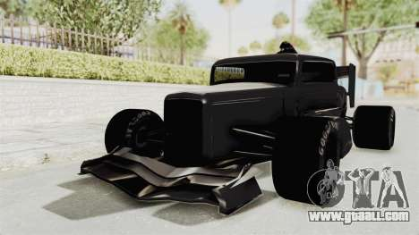 Ford 32 F1 for GTA San Andreas