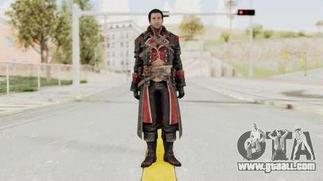 Assassins Creed Rogue - Shay Cornac for GTA San Andreas second screenshot