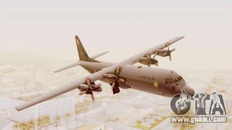 C130 Hercules Indian Air Force for GTA San Andreas