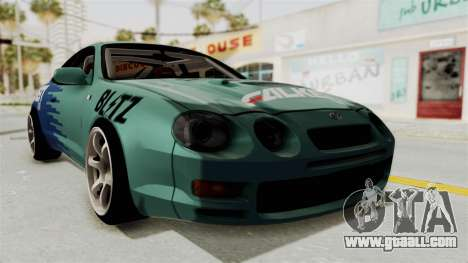 Toyota Celica GT Drift Falken for GTA San Andreas right view