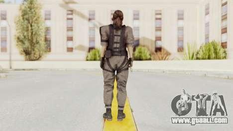 MGSV Phantom Pain Quiet XOF v1 for GTA San Andreas third screenshot