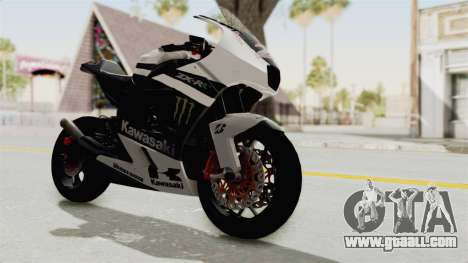 Kawasaki Ninja ZX-RR Streetrace for GTA San Andreas