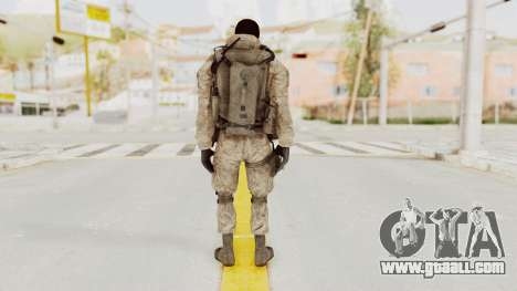 COD MW2 Shadow Company Soldier 3 for GTA San Andreas third screenshot