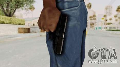 Glock 19 for GTA San Andreas