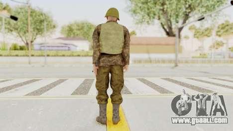 MGSV The Phantom Pain Soviet Union VH Sleeve v1 for GTA San Andreas third screenshot