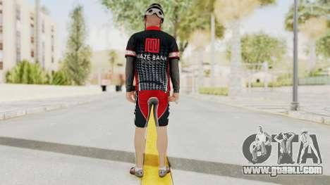 GTA 5 Cyclist 3 for GTA San Andreas third screenshot