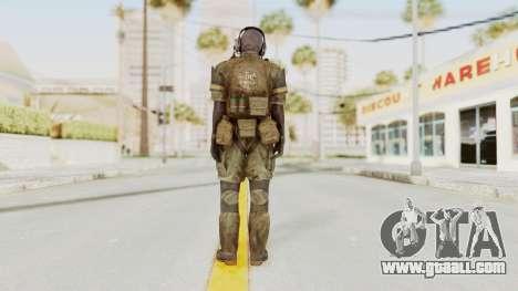 MGSV Phantom Pain Wandering MSF for GTA San Andreas third screenshot