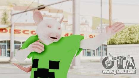 Rat Kid for GTA San Andreas