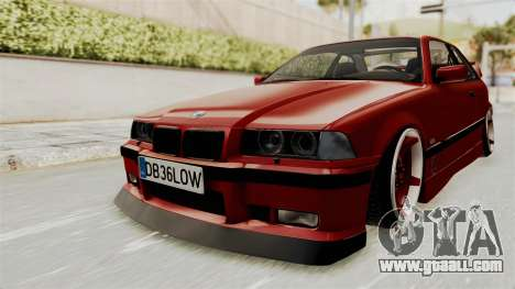 BMW 325i E36 Coupe for GTA San Andreas