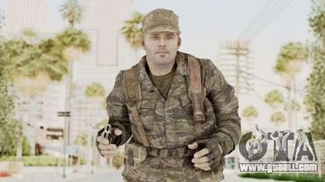 COD BO SOG Mason v2 for GTA San Andreas