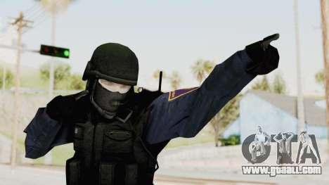 Albania Officer for GTA San Andreas