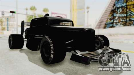 Ford 32 F1 for GTA San Andreas right view