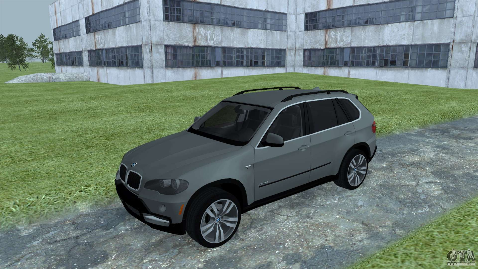 bmw x5 e70 for gta san andreas. Black Bedroom Furniture Sets. Home Design Ideas