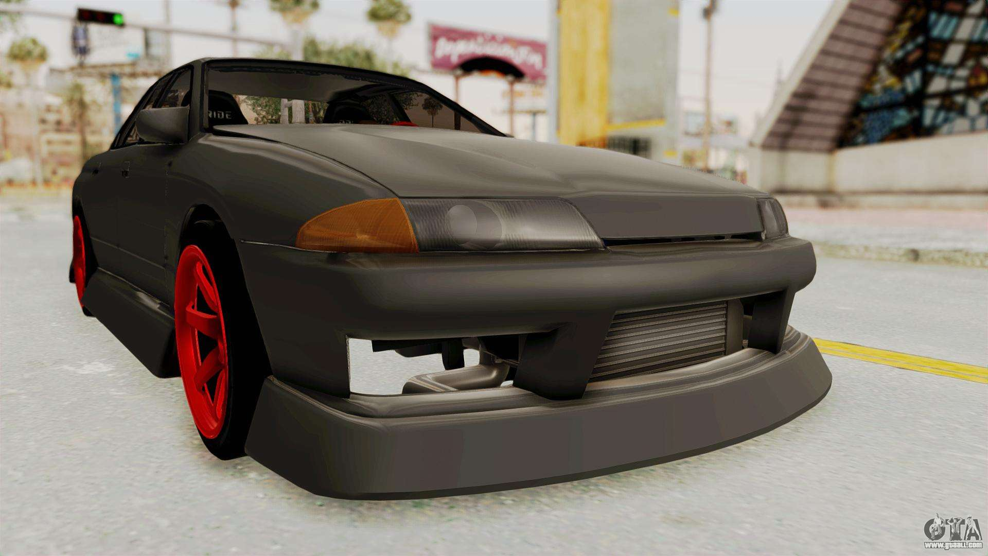 Nissan Skyline Door Drift For Gta San Andreas