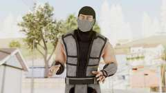 Mortal Kombat X Klassic Human Smoke for GTA San Andreas