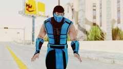 Mortal Kombat X Klassic Sub Zero UMK3 v1 for GTA San Andreas