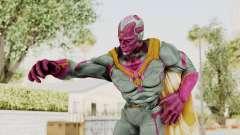 Captain America Civil War - Vision