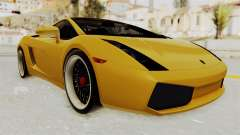 Lamborghini Gallardo 2005 for GTA San Andreas