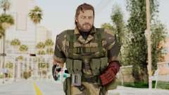 MGSV The Phantom Pain Venom Snake No Eyepatch v2