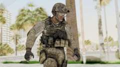 COD MW3 Delta Sandman Custom for GTA San Andreas