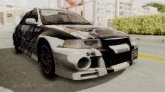 Mitsubishi Lancer Evolution VI Tenryuu Itasha