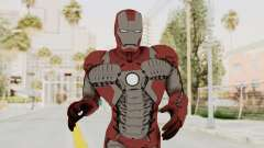 Marvel Heroes - Iron Man (Mk5) for GTA San Andreas