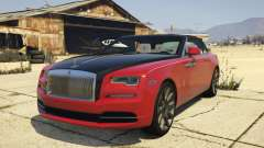 2017 Rolls-Royce Dawn for GTA 5
