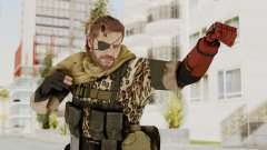 MGSV The Phantom Pain Venom Snake Scarf v8