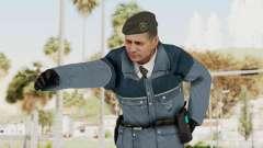 Bourne Conspirancy Zurich Police v2 for GTA San Andreas