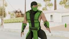 Mortal Kombat X Klassic Human Reptile