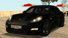 Porsche Panamera Turbo for GTA San Andreas