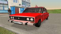 VAZ 2106 Training for GTA San Andreas
