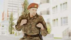 MGSV The Phantom Pain Soviet Union Commander
