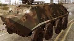 BTR 60 PA for GTA San Andreas