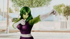 Marvel Future Fight - She-Hulk for GTA San Andreas